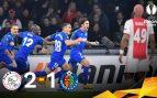 El Getafe se carga al Ajax y sigue soñando en Europa