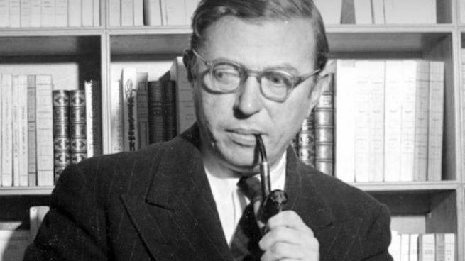 Jean-Paul Sartre fue un destacado filósofo, escritor, activista político y escritor francés.