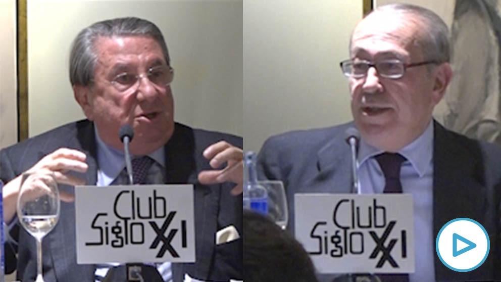 """Francisco Vázquez: """"Yo no habría recibido a Quim Torra, le habría dejado en la cárcel"""""""