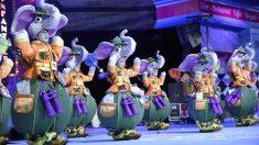 Los más pequeños tienen su propia cabalgata en el día de hoy en el Carnaval chicharrero
