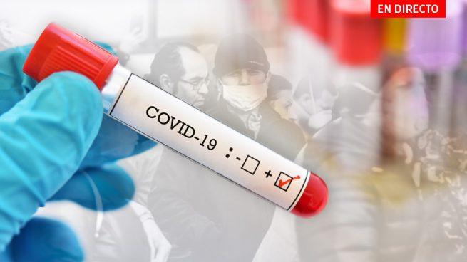 Resultado de imagen de Casi 400 muertos en 24 horas en una España en jaque por el coronavirus