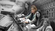 Carmen Tejera fue una de las abogadas del Estado del Ministerio de Hacienda en el juicio del 1-O