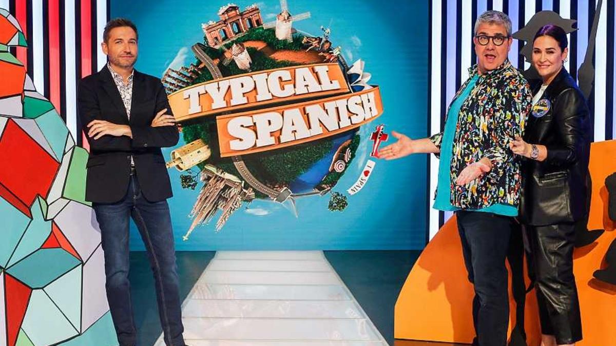 Frank Blanco presentará 'Typical Spanish'