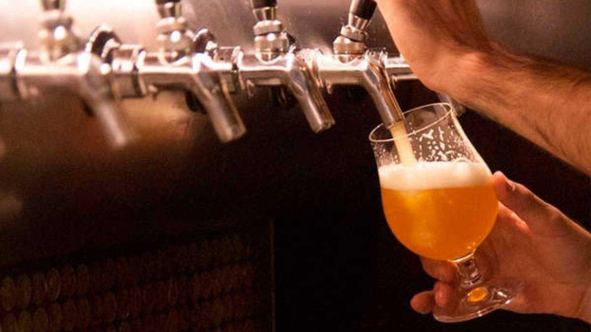 Qué beber después de entrenar_ cerveza mejor que agua