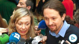 Pablo Iglesias juez de Podemos