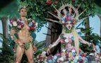 La polémica Drag Sethlas recupera su corona en el Carnaval de Las Palmas