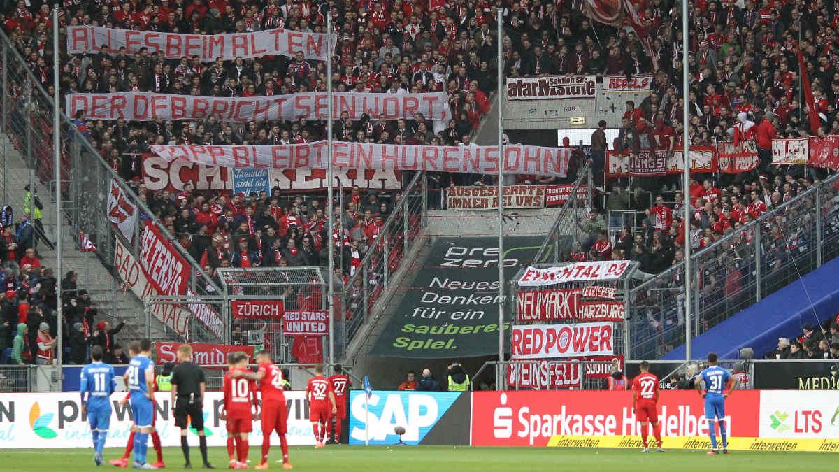 Bayern Hoffenheim 2020