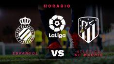 RCD Espanyol – Atlético de Madrid: jornada 26 de la Liga Santander.