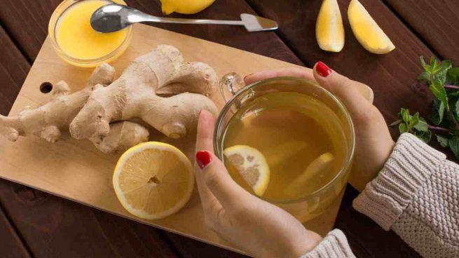 Remedios naturales y caseros para combatir el resfriado común.