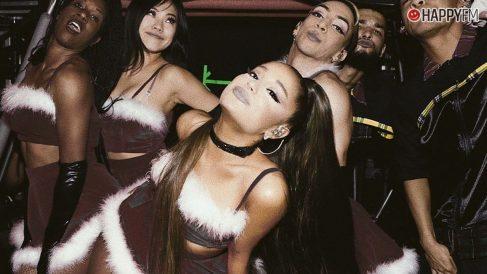 Ariana Grande estalla contra Pete Davidson
