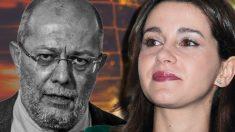 Inés Arrimadas y Francisco Igea.