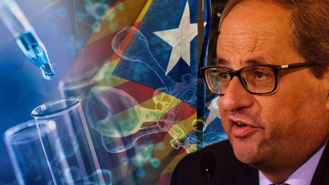 El delirio indepe sobre el coronavirus: el Govern dice que 'Covid' en catalán se pronuncia 'Covid'