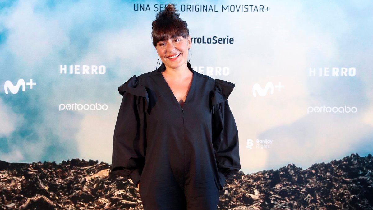 La actriz Candela Peña. Foto: EFE