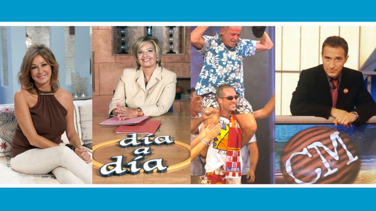 Telecinco cumple 30 años
