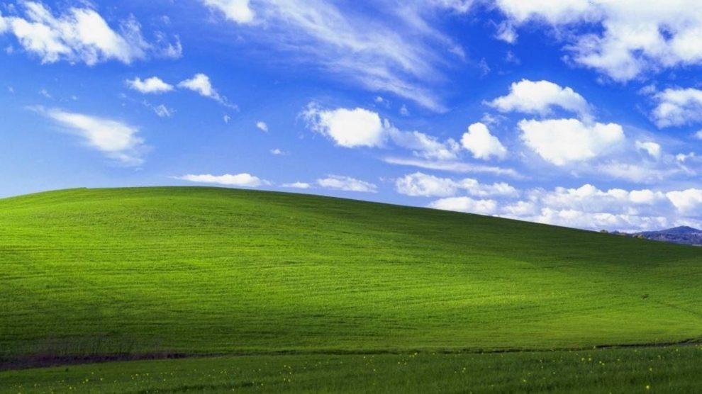 Fondo de pantalla Windows XP
