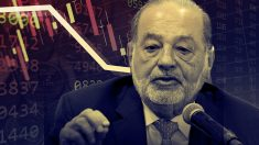 El empresario Carlos Slim.