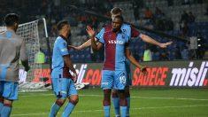 Daniel Sturridge celebra un gol con el Trabzonspor. (@DanielSturridge)