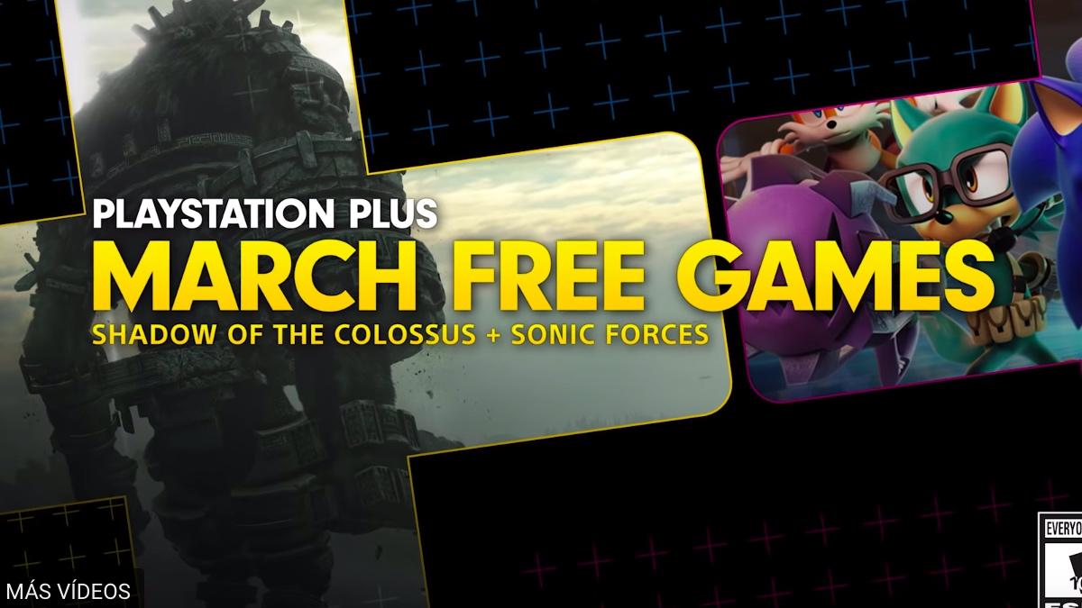 Estos son los juegos gratuitos del mes de marzo de 2020