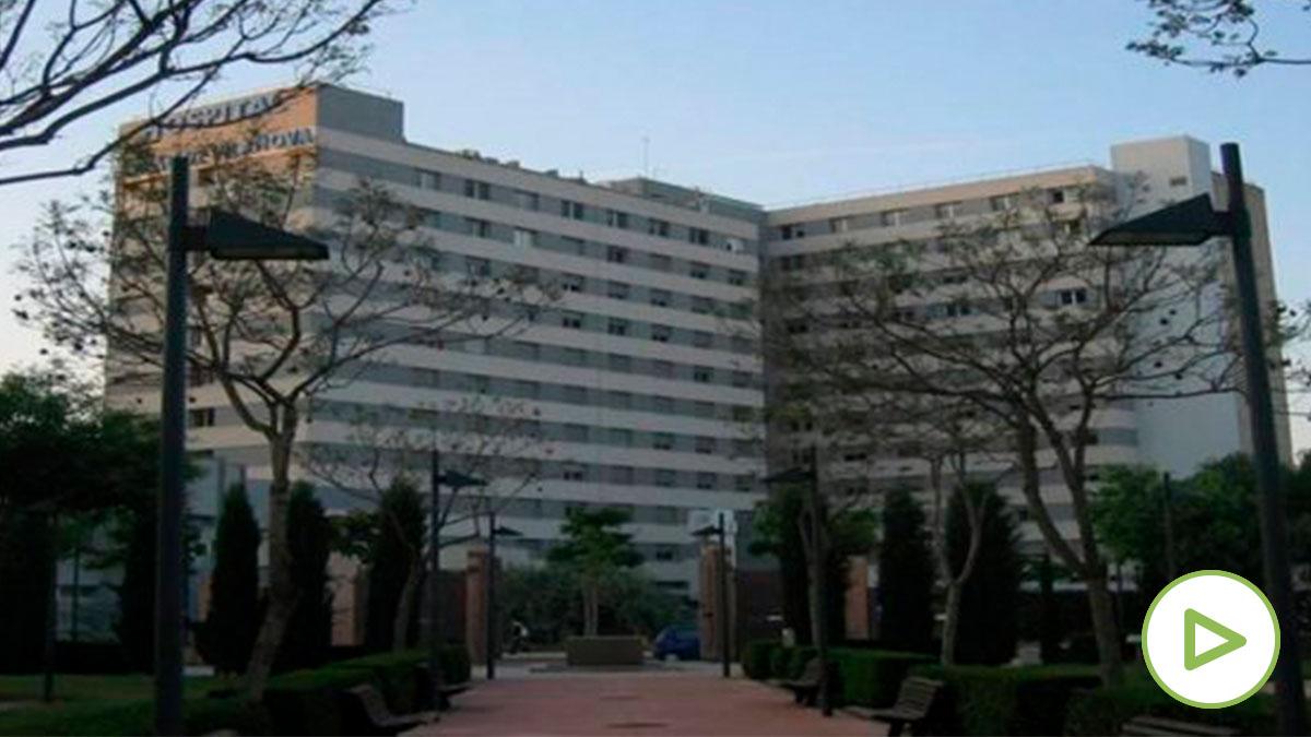 Hospital Arnau de Vilanova, de Valencia.