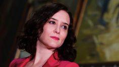 La presidenta de la Comunidad de Madrid, Isabel Díaz Ayuso. (Foto: Comunidad)