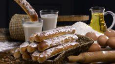 La horchata con fartons es un clásico valenciano que no puedes perderte si estás en la ciudad