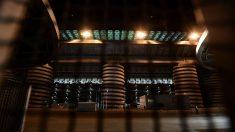 El estadio de San Siro, cerrado por la crisis del coronavirus. (AFP)