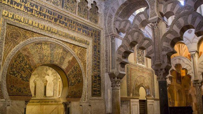 La Mezquita-Catedral de Córdoba.