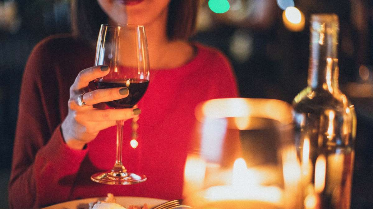 El vino tinto es perjudicial para nuestra dentadura