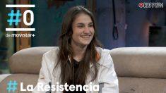 Carlota Prendes en 'La Resistencia'