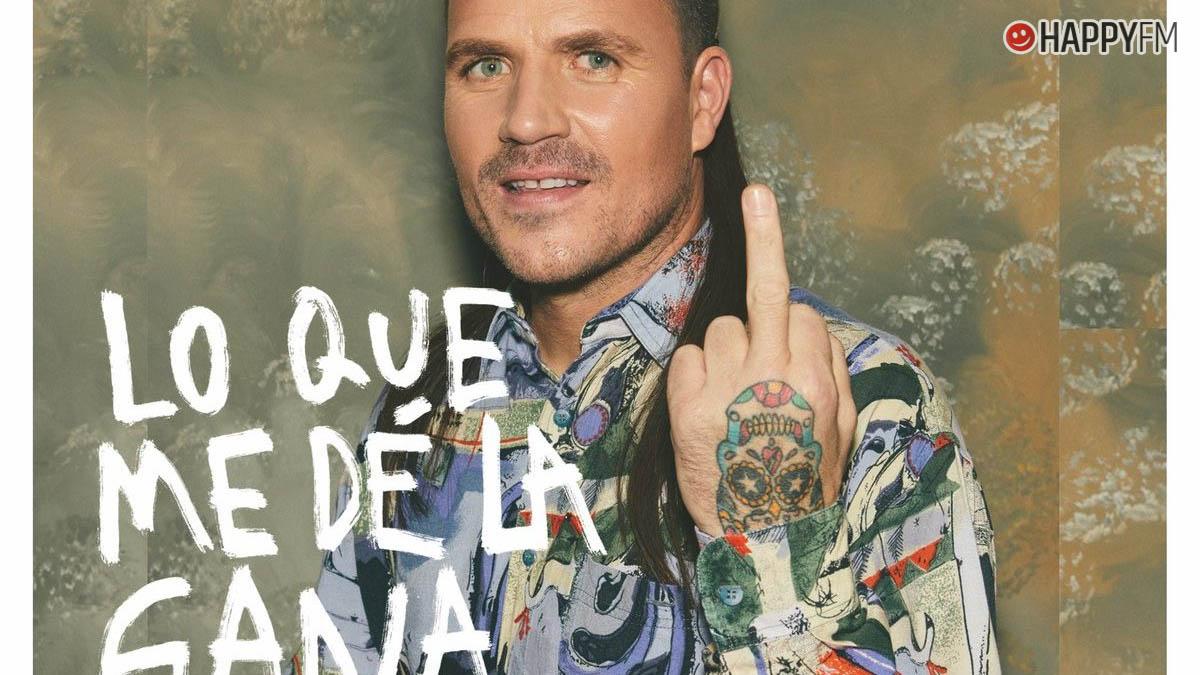 Dani Martín 'Lo que me de la gana'