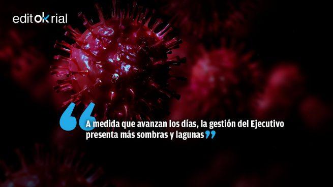 El coronavirus se le va de las manos al Gobierno