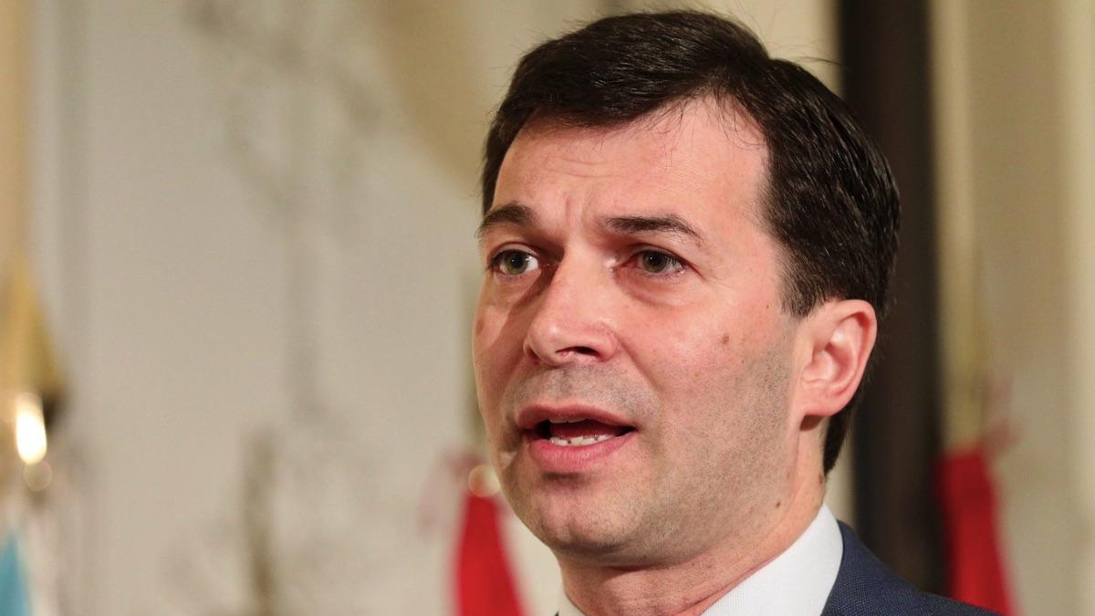 Gonzalo Caballero, cabeza de lista del PSOE en Galicia