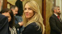 La portavoz del PP en el Congreso, Cayetana Álvarez de Toledo (Foto: Europa Press).