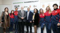 Alejandro Blanco, en el acto. (coe.es)