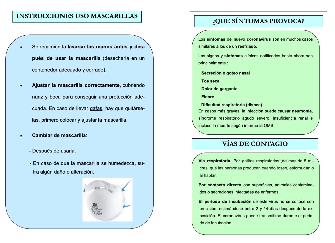 Interior recomienda por escrito a los policías protegerse con mascarillas que se niega a enviarles