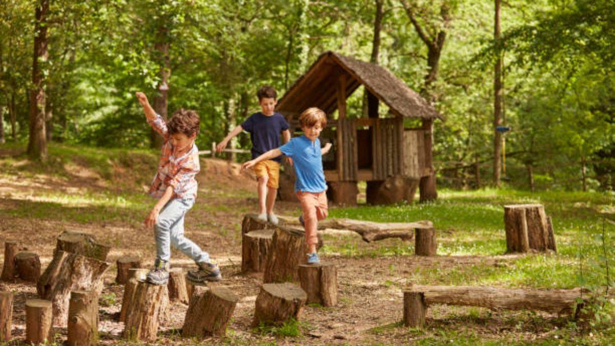 Todos los pasos para organizara una yincana para los niños