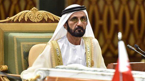 El emir de Dubai (Foto: AFP)
