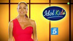 Isabel Pantoja, jurado de 'Idol Kids'