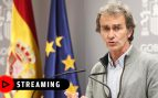 Coronavirus: Rueda de prensa tras la reunión del Comité de Gestión Técnica del coronavirus, streaming en directo