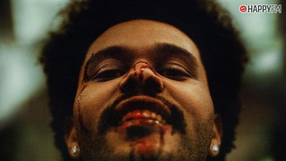 The Weeknd saca su lado más psicopata