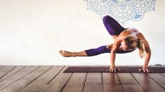El yoga vinyasa es una de las variantes del yoga más dinámicas