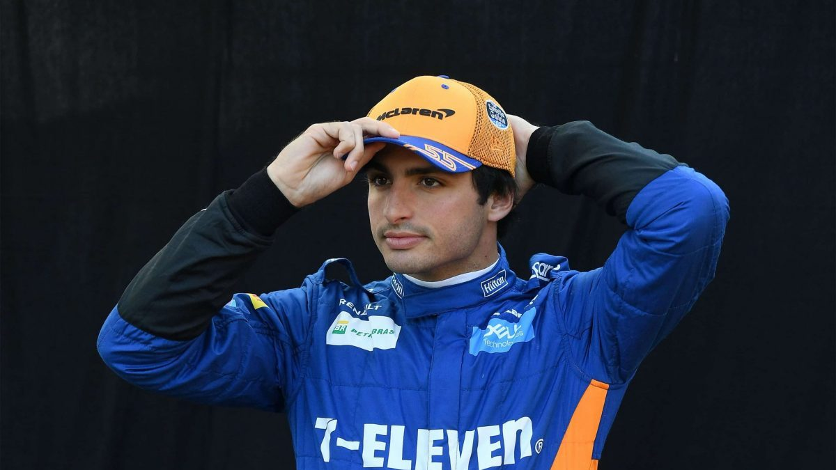 Carlos Sainz. (Getty)