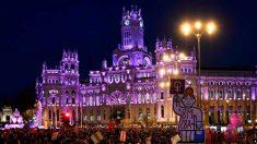 Manifestación Día de la Mujer 2020 en Madrid
