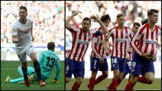 Atlético de Madrid – Sevilla: Partido de la Liga Santander, en directo