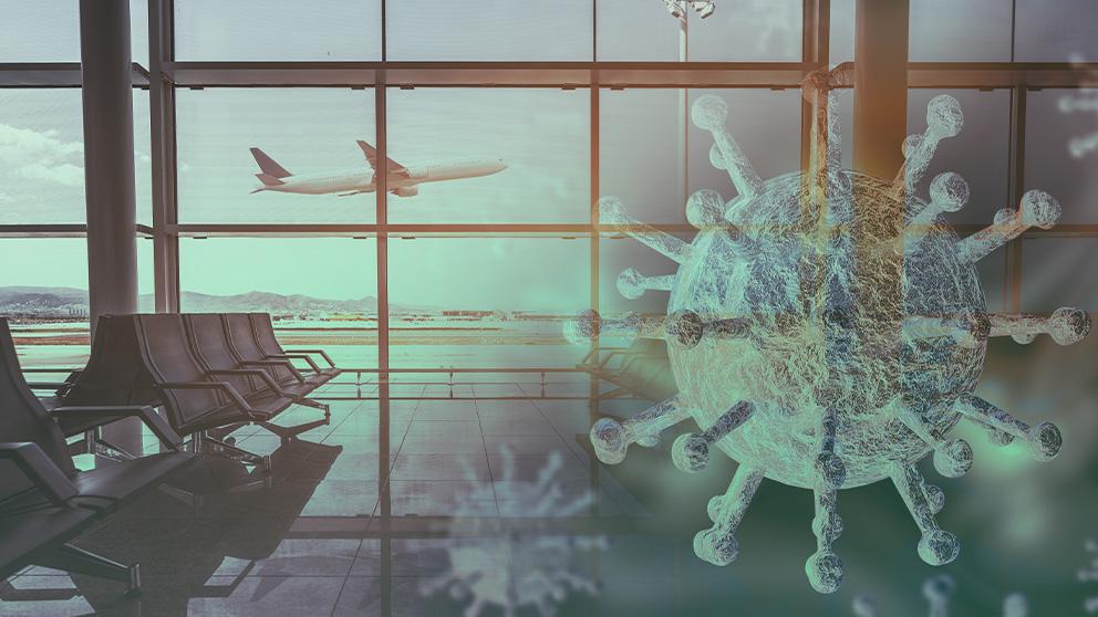 Las nuevas restricciones disparan las cancelaciones de vuelos para las vacaciones de Navidad