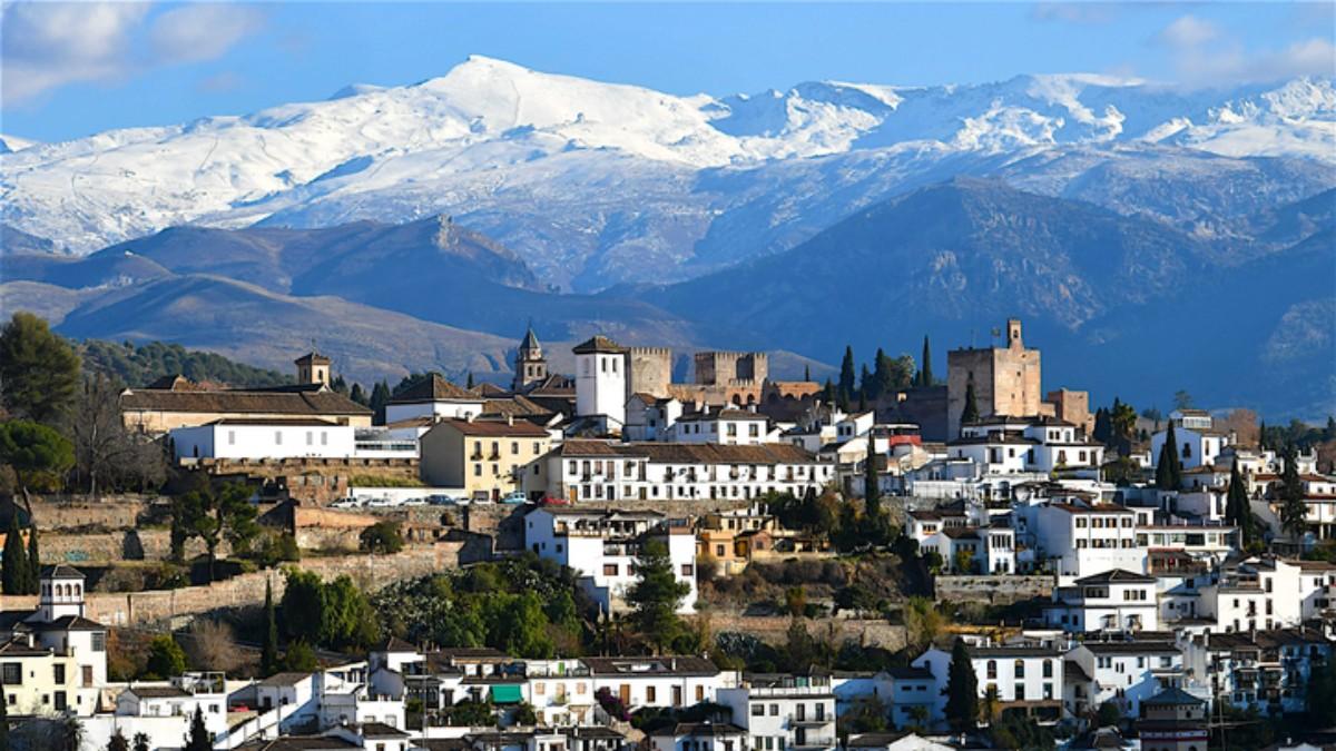 Pasos para ir a Sierra Nevada desde Granada?
