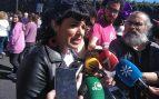 Teresa Rodríguez traiciona a Podemos e IU y se apropia del control de las redes de Adelante Andalucía