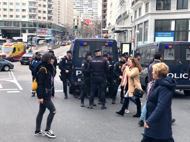 Manifestación 8 de marzo: Las marchas por el Día internacional de la Mujer en España, en directo