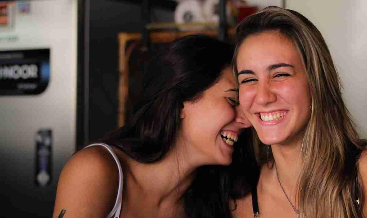 La risa y el proceso de reírse