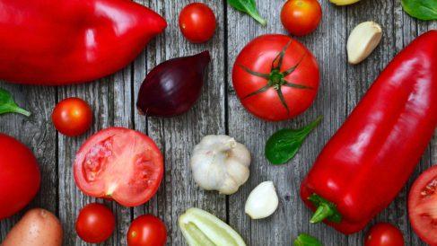 Frutas, verduras y hortalizas, mejor de productores locales